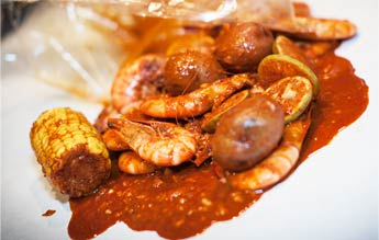 Cajun Seafood Restaurants in Plano, TX